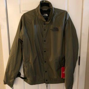 The North Face Men's zip up coat